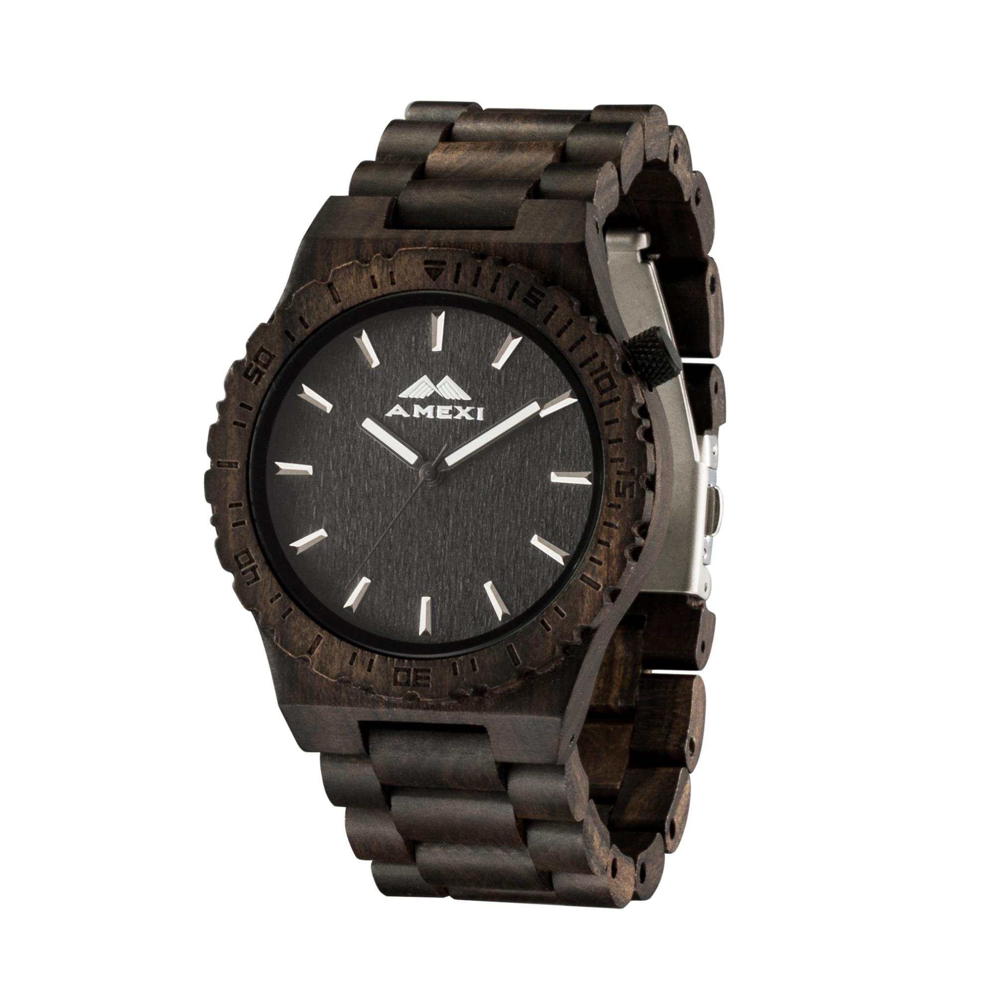 automatic strap fossil watches brown modern leather mens p watch women jewelry machine