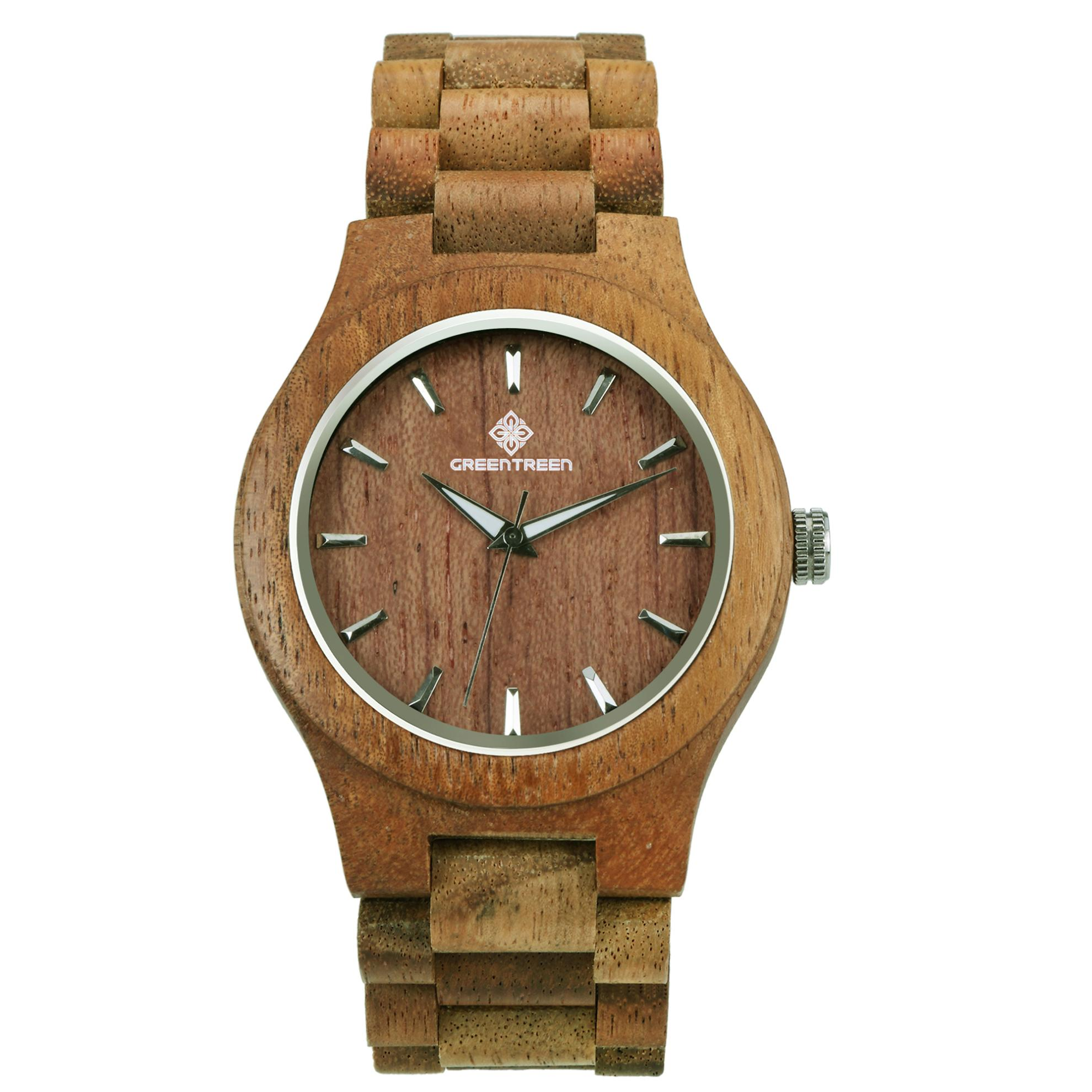 with rechtschuin product brown alligator leather rosegold yeex white yx watches