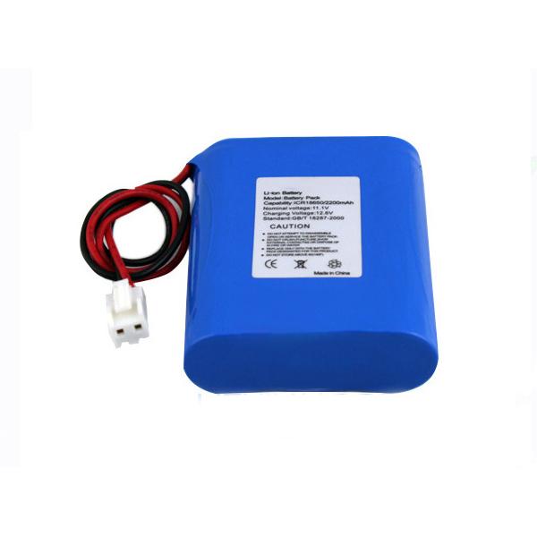 太阳能草地灯锂电池组 20W应急泛光灯锂电池 足容量8800mAh锂电池