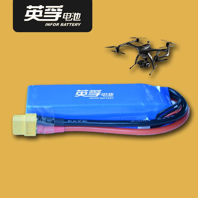 Unmanned aerial vehicle (uav) battery design