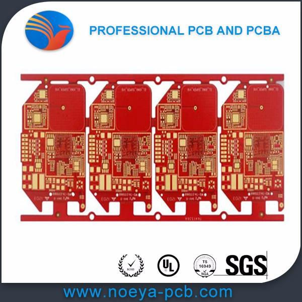 4 Layers ENIG OSP Board