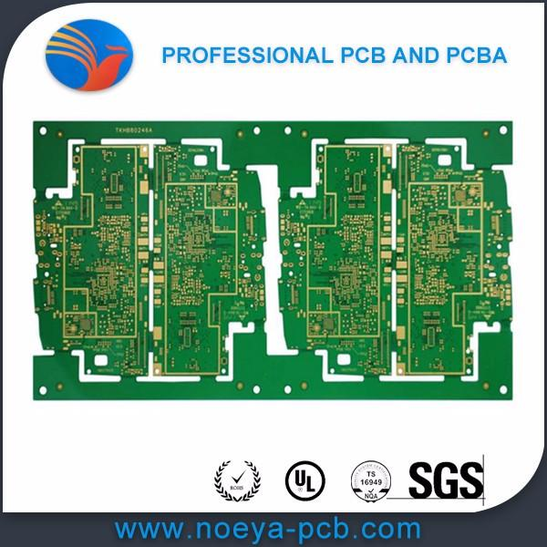 8 Layers Laser HDI pcb Board