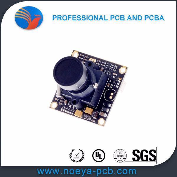 cctv camera pcba assembly