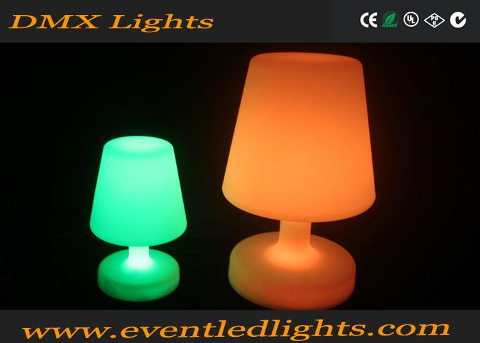 Modern Style Rechargeable Battery Operated Plastic Color