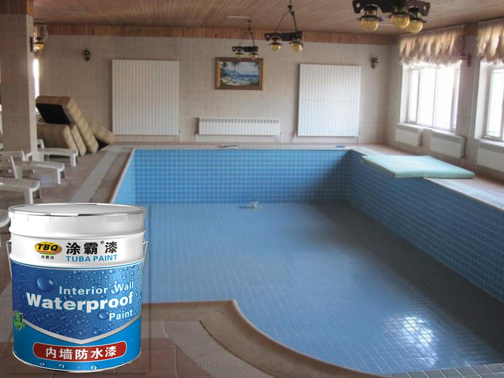 Elegant Tuba Hot Sell Interior/exterior Waterproof Coating For Swimming Pool Use